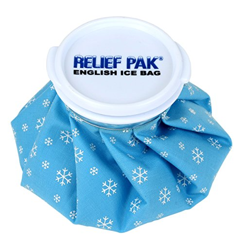 Relief Pak English Ice Cap Reusable Ice Bag  6  Diameter