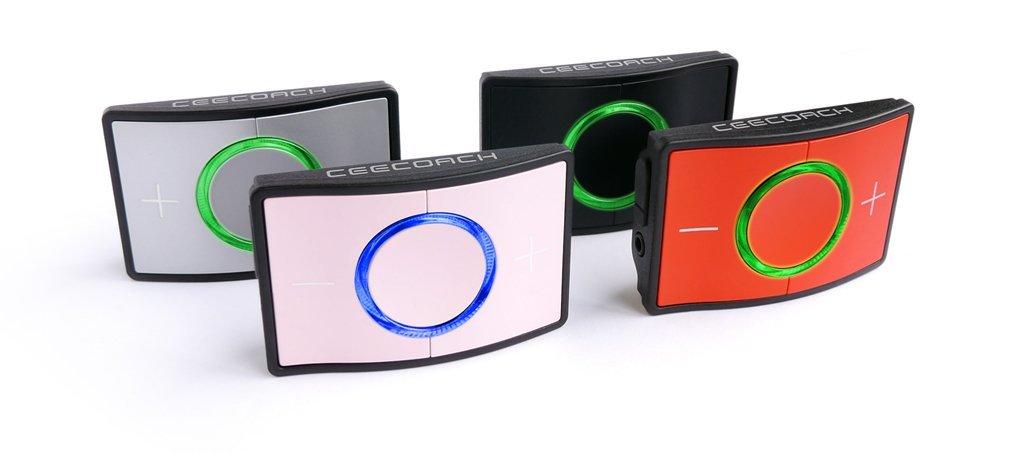ceecoach Single Negro–Bluetooth Comunicación y interfono para hípica, Deportes de Invierno, La Industria muhk-249400