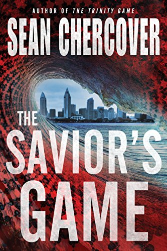 The Savior's Game (The Daniel Byrne Trilogy Book 3) cover