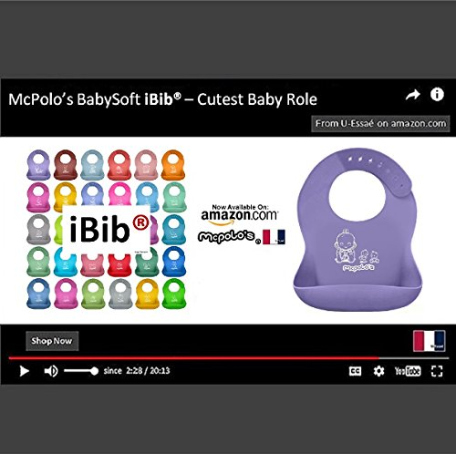 mcpolos-cutest-baby-role-ibib-portable-silicone-baby-bib-waterproof-food-crumb-catcher-pocket-ultra-