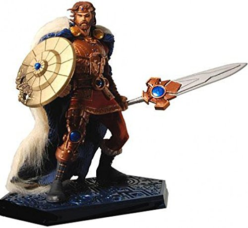 He-Man Masters of the Universe Exclusive Statue King Randor [Classic Colors]