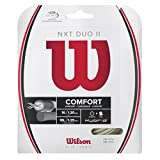 #4: Wilson NXT Duo II Tennis String, 16