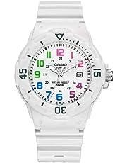 Casio Ladies White Diver Look  Lrw200H-7B Watch