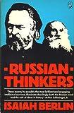 Russian Thinkers, Isaiah Berlin, 014022260X