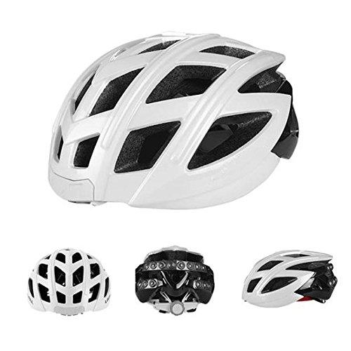 JIAN Smart Bike Helm Blautooth Lautsprecher Musik Und Anruf SOS-Alarm Location Search Und Rettung,schwarz
