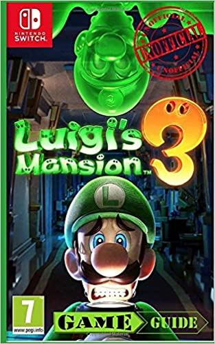 Luigis Mansion 3 - Game Guide: Nintendo Switch Collectors Edition Gem Guide - Unofficial - Illustrated - Colour Edition: Amazon.es: Williams, Ricky: Libros en idiomas extranjeros