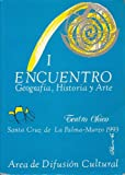 img - for I Encuentro De Geofrafia, Historia Y Arte De La Ciudad De Santa Cruz De La Palma: Area De Arte (Tomo II) book / textbook / text book