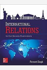 International Relations Paperback