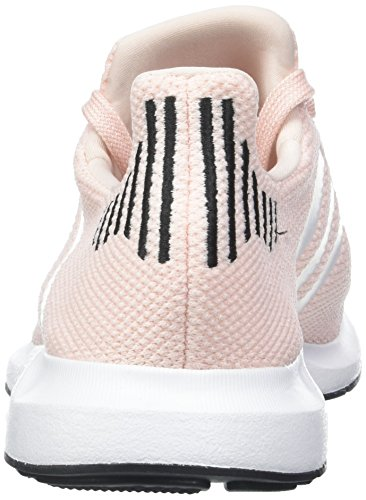White Swift Pink Black Gimnasia Mujer Core Adidas Zapatillas para de 0 Run Footwear W Rosa Ice A4d4xq7Uw