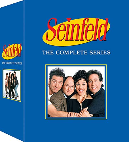 Seinfeld: Complete Series Box Set (Repackage) - DVD (Box Dvd Set Seinfeld)
