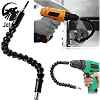 Generic Jelbo 290mm Drill Bits Accessories Electric Drill Tools Flexible Shaft Bits Extension Screwdriver Drill Bit Power Tool