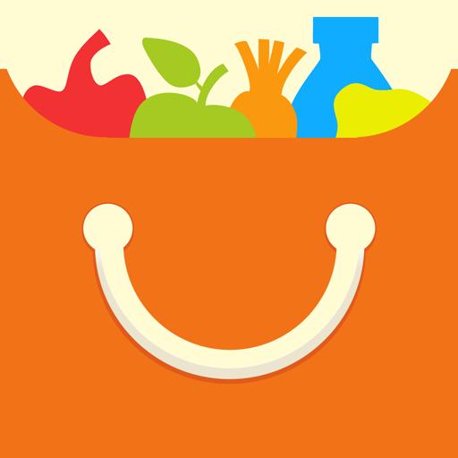 Organizy Shopping - Grocery List