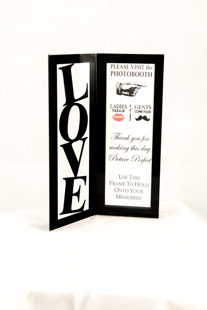 Love Photo Booth Frame (144)