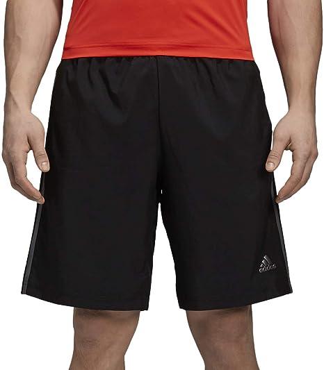 huge selection of e4bba e914b adidas da Uomo 4 krft Woven Shorts, Uomo, CZ9618, Black, XS