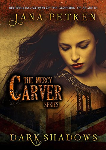 Book cover image for Dark Shadows (The Mercy Carver Series Book 1)