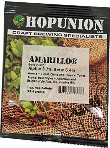 Amarillo Hop Pellets 1 oz product image