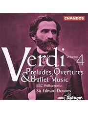 Preludes Overtures & Ballet Music 4