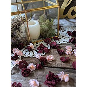 Wedding Sweetheart Table Decorations, Table Flower Decor, Bridal Shower Decorations 2