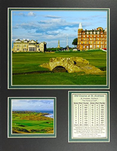 The Old Course at St. Andrews 11