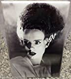 Bride of Frankenstein Vintage Photo 2 x 3 Refrigerator Locker MAGNET 3