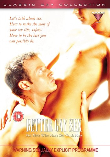 Sexually explicit gay films
