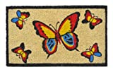 Butterflies Door Mat (ID164SCM)