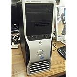 Dell Precision T3500 Workstation Xeon Quad-Core L5520 2.26GHz 12GB 250GB DVD±RW Windows 7 Professional w/RAID
