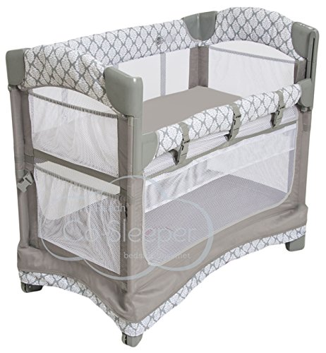 Arms Reach Concepts Inc. Mini Ezee 3 In 1 - Acanthus, (Arms Reach Concepts Co Sleeper)