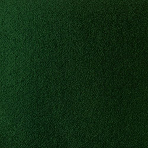 (Acrylic Craft Felt 72 Inch Wide (The Fabric Exchange) (2 YARDS, HUNTER GREEN))