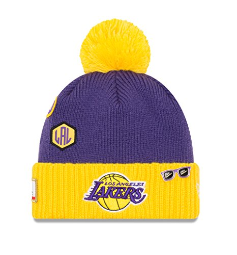 de Gorro NBA punto NEW A Lakers 2018 ERA nYwxPx1q4