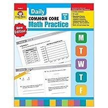 Daily Math Practice, Grade 5