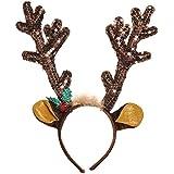 Antler Headband | Christmas Accessory
