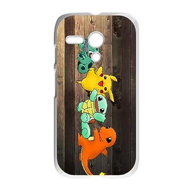 new styles d348f 744b4 Motorola Moto G Phone Case Pokemon L66476: Amazon.co.uk: Electronics