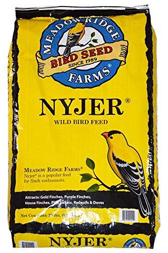 Meadow Ridge Farms Nyjer Thistle - 20 lbs.