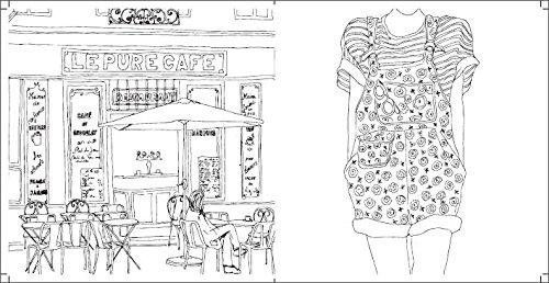 Parisian Street Style: The Colouring Book: Zo? de Las Cases ...
