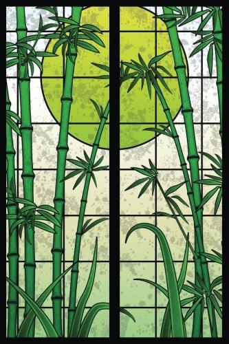 Bamboo Screens Journal: 365 Day Journal Diary Notebook (Eastward 365) (Volume 69) (Bamboo Furniture Indonesia)