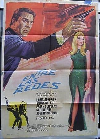 Cartel cine - Movie Poster : ENTRE LAS REDES - Original ...