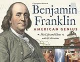 Benjamin Franklin, American Genius, Brandon Marie Miller, 1556527578
