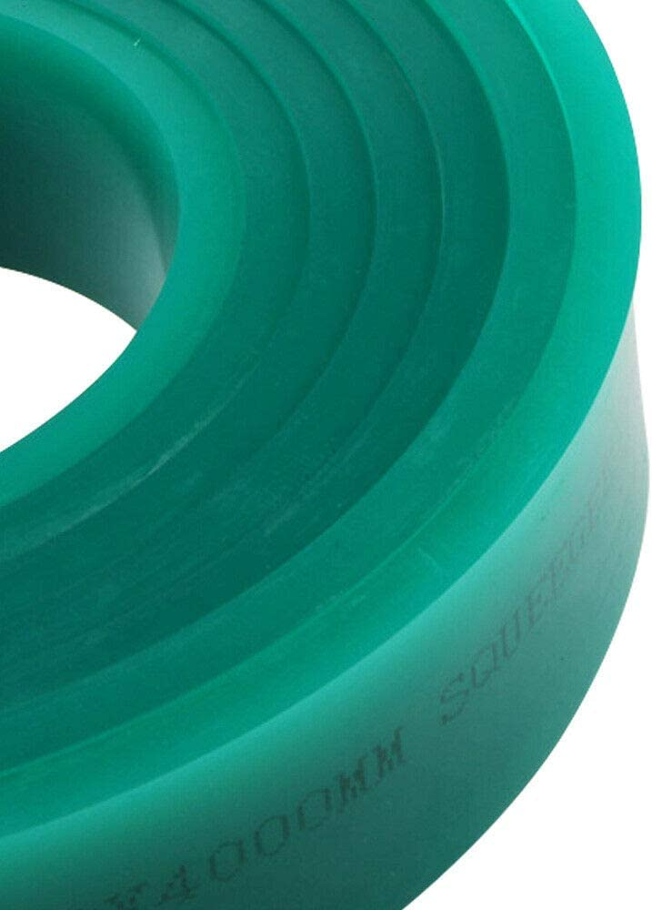 Wanlecy 71 Inch 70 Durometer Green Silk Screen Printing Squeegee ...