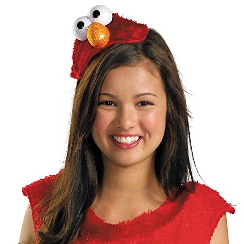 16744 Elmo Headband (Big Bird Head Costume)