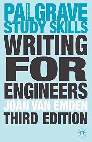 Writing for Engineers (Palgrave Study Guides) (Palgrave Study Skills)