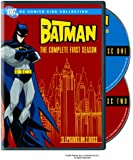 The Batman: The Complete First Season (DC Comics Kids Collection)