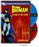 DVD : The Batman: The Complete First Season (DC Comics Kids Collection)