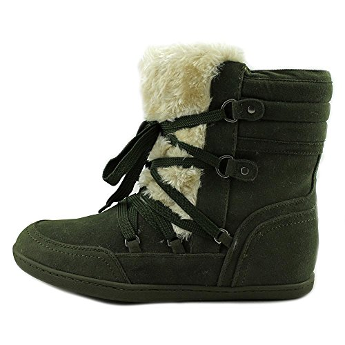 G Door Guess Ryla Women Us 7 Green Winter Boot