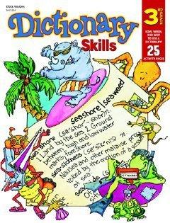 Dictionary Skills Grade 3