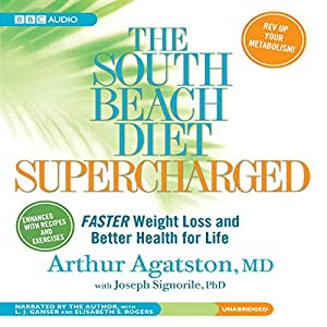 The South Beach Diet Supercharged Audiobook