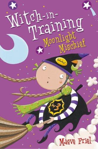 Moonlight Mischief (Witch-in-Training, Book 7) -