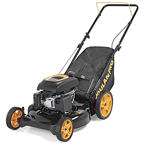 Poulan Pro 21 in. 174cc Power Series Gas 3-N-1 Lawnmower, PR174N21RH3