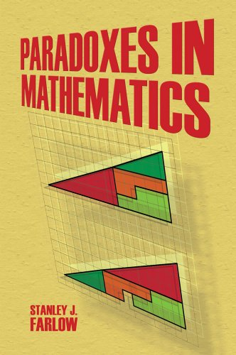 Paradoxes In Mathematics (Dover Books On Mathematics)