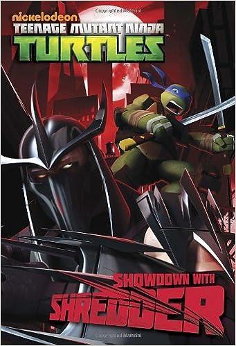 Amazon.com: Showdown with Shredder (Teenage Mutant Ninja ...